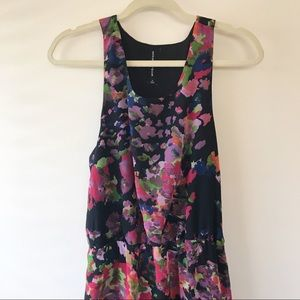 Walter Baker Floral Maxi Dress